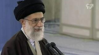 Tovenaar Khamenei