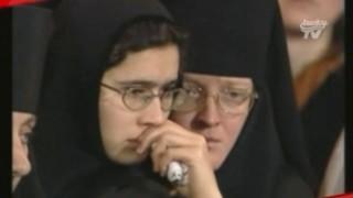 Patriarch Aleksi Begraven