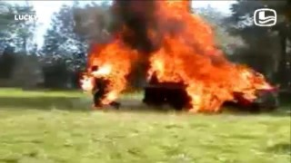 Alberto Speelt met Vuur