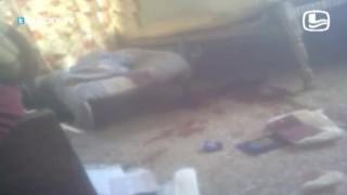 Osama's bedroom