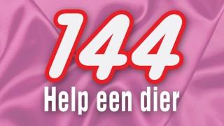 144 Help een dier