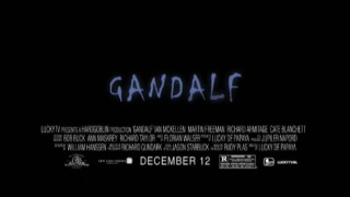 GANDALF Movie trailer [2013]