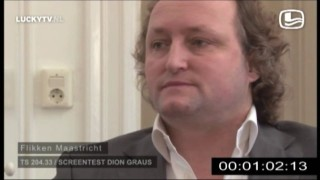Screentest Dion Graus – Flikken Maastricht